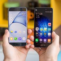 Xiaomi Mi 5 vs Samsung Galaxy S7