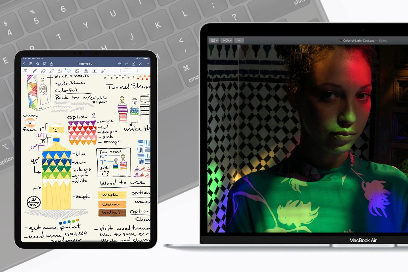 iPad Pro 2020 vs MacBook: quais são as diferenças?